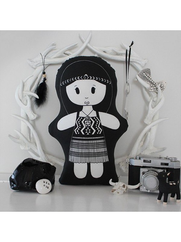 Prints & Princesses Ethnic Doll - Maori Girl