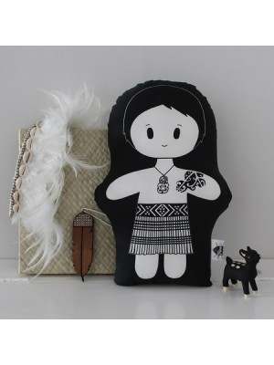 Prints & Princesses Ethnic Doll - Maori Boy