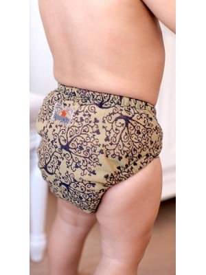Pupidu Woven Nappy - Jonas in Wonderland