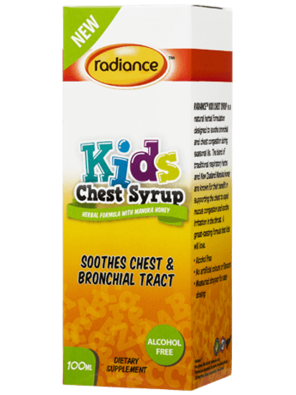Radiance Kids - Chest Syrup 100ml