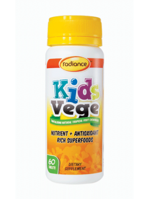 Radiance Kids - Vege Chewable 60