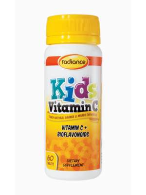 Radiance Kids - Vitamin C Chewable 60
