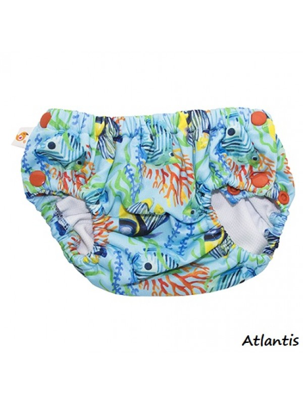 Smart Bottoms Lil Swimmer - Small 3.5-7.5kg
