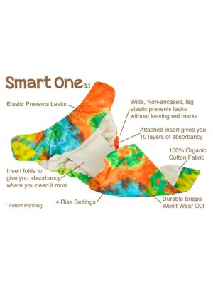 Smart Bottoms Exclusive - Blossom