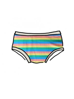 Thunderpants Hipster - 70s Stripe