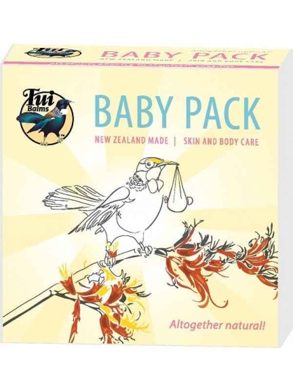 Tui Balm - Baby Pack