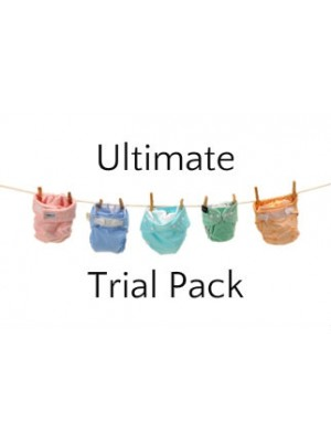 Ultimate - 6 Nappy Options