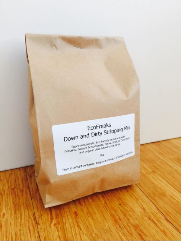EcoFreaks Down & Dirty Stripping Mix - 1kg